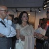 Hema Malini inaugurate Painting exhibhition by artist Sudip Roy at Jehangir Art Gallery