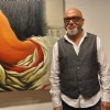 Painting exhibhition by artist Sudip Roy at Jehangir Art Gallery