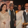 Hema Malini at Sudip Roy's art exhibition at Jehangir. .