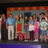 Cast and Crew at launch of Sony TV new show 'Parvarrish' at Powai