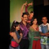Vivek Mushran, Shweta Tiwari at launch of Sony TV new show 'Parvarrish' at Powai