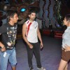 Gurmeet and Drashti Dhami practicing dance