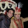 Angad Hasija with Tv actor Kinshuk Mahajan gets married to Divya Gupta in Delhi