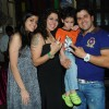 Tanaaz Irani hosts a surprise party for her husband Bakhtiyaar Irani with son and daughter