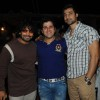 Hanif Hilal and Longines Fernandes with Bakhtiyaar Irani surprise party