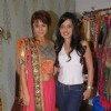 Designer Amy Billimoria designs outfits for TV Actress Aashka Goradia