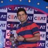 Suresh Raina honoured at CEAT Cricket Rating Awards 2011 in Mumbai