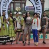 Models at Gitanjali Juvenile Million Race at Mahalaxmi Race Course in Mumbai