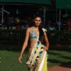 Model at Gitanjali Juvenile Million Race at Mahalaxmi Race Course in Mumbai