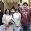 Anu Malik with wife and daughter grace Sunday Brunch at Bungalow 9 in Mumbai