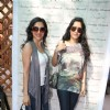 Teejay Bohra with her sister grace Sunday Brunch at Bungalow 9 in Mumbai