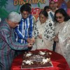 Javed Akhtar with Kishore Kumar's family gathers for Rumajis's birthday at Juhu
