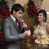 Vivian and Vahbiz engagement ceremony