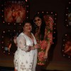 Vidya Balan with Saroj Khan on the sets of Nachle Ve