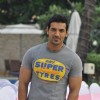 John Abraham at 'Desi Boyz' media meet