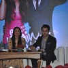 Imran Khan and Kareena Kapoor at their film 'Ek Main Aur Ekk Tu' first look launch at Hotel Taj Land