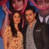 "Kareena Kapoor and Imran Khan unveiled the first look of film ""Ek Main Aur Ekk Tu"" at Taj Lands End"