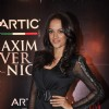 Angela Jonsson at 'Maxim' magazine cover launch at Parel