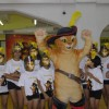 "Choreographer Shiamak Davar promotes Hollywood film ""Puss in Boots"" at Mahalaxmi"