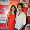 Shahid Kapoor and Genelia Dsouza gracing colgate Maxfresh party at Bunglow 9 Mumbai