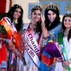 The 23-year-old Chandan Kaur from New York  was declared Miss India USA 2011 at a beauty pageant held in New Jersey Nov 20 2011. On the right hand side is Natasha Arora who crowned Chandan. First runners up Aasieya and 2nd runners up Sonam at ...