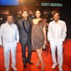 Sonam, Neil Nitin with Producers Mastan and Abbas at Mission Impossible premiere at IMAX Wadala