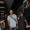 Cricketer Andrew Symonds snapped at the Mumbai Airport to participate in the reality show 'Bigg Boss Season 5'