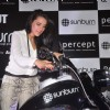 Neha Dhupia launches Sunburn chopper at Lower Parel