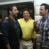 Rohit Roy and Shashi Ranjan grace Sudhanshu Pandey Wedding Anniversary bash at Bistro Grill in Mumba