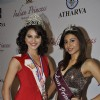 Indian Princess winners Urvashi and Kriti Kapoor