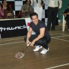 Aamir Khan play an exhibition match at launch of 'PULLELA GOPICHAND'Book in Mumbai