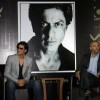 Shah Rukh Khan unviels srkopus.com and his special signing of Copy Number 1 signature at Hotel Trident in BKC, Mumbai
