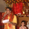 Anup Soni singing at Smita Bansal Mata ki Chowki at her place