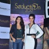 Neha Dhupia and Jacqueline at Sahara Star Seduction press meet at Sahara Star
