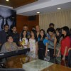 Shillong Chamber Choir meets Mahesh Bhatt at Vishesh Films office, Khar. .
