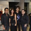 Zayed Khan and Sophie Chowdhary at launch of D7 Holiday Collection in Mumbai