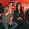 "Shahrukh Khan and Priyanka Chopra at Reliance Airport Metro Line,New Delhi Station to promote their film ""Don 2 """