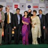 Sharmila Tagore, Kapil Dev, Ajay Jadeja at the 2nd edition of the RSD World Cricket Summit in Mumbai