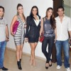 Malaika Arora Khan, Amrita Arora at Farah Khan's House Warming Party