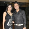 Bhushan Kumar with wife Divya Kumar at Farah Khan's House Warming Party