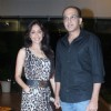 Ashutosh Gowarikar with wife Sunita Gowarikar at Farah Khan's House Warming Party