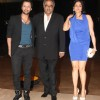 Atif Aslam with Sridevi and Boney Kapoor at Farah Khan's House Warming Party