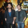 Himesh Reshammiya and Atif Aslam launch new show on Sahara One at JW Marriott. .