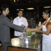 RaQesh Vashisth on the sets of Master Chef India 2 at RK Studios