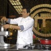 Sanjeev Kapoor on the sets of Master Chef India 2 at RK Studios