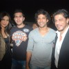 Priyanka Chopra, Ritesh Sidhwani, Farhan Akhtar, Shah Rukh Khan at Don 2 special screening at PVR