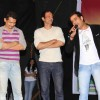 Chaalis Chauraasi starcast Ravi, Atul & Kay Kay at 75th anniversary celebration of Ruia collage