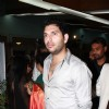 Yuvraj Singh at fashion event