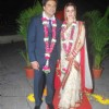 Sameer Soni and Neelam during their Marriage