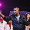 Vishal Dadlani performing at Seduction 2012 for New Year Eve at Hotel Sahara Star in Mumbai